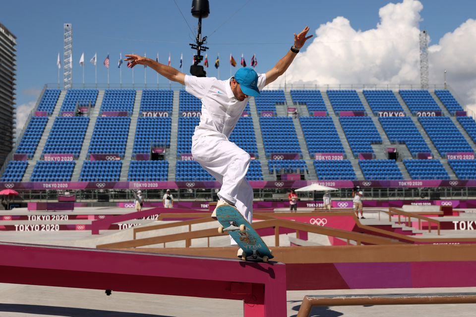 skateboarding olympics - photo #24
